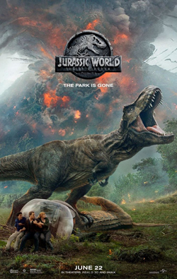 Jurassic World: Fallen Kingdom products