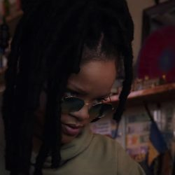 Sunglasses Rihanna in Ocean's Eight (2018)