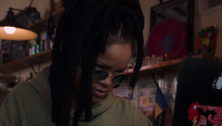 Sunglasses Rihanna in Ocean's Eight (2018)