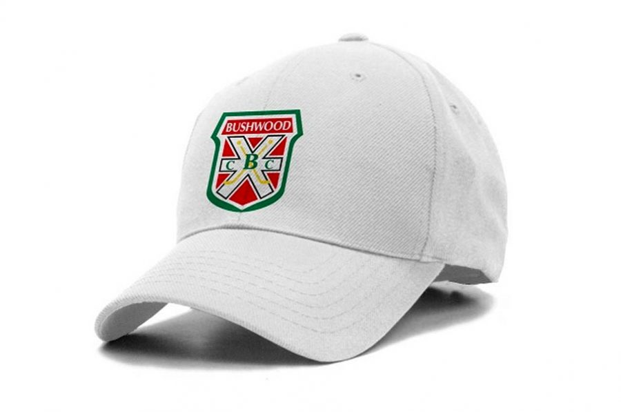 Caddyshack Bushwood Country Club Golf White Baseball Hat