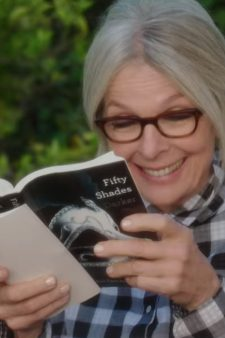 Fifty Shades Book Diane Keaton in Book Club (2018)