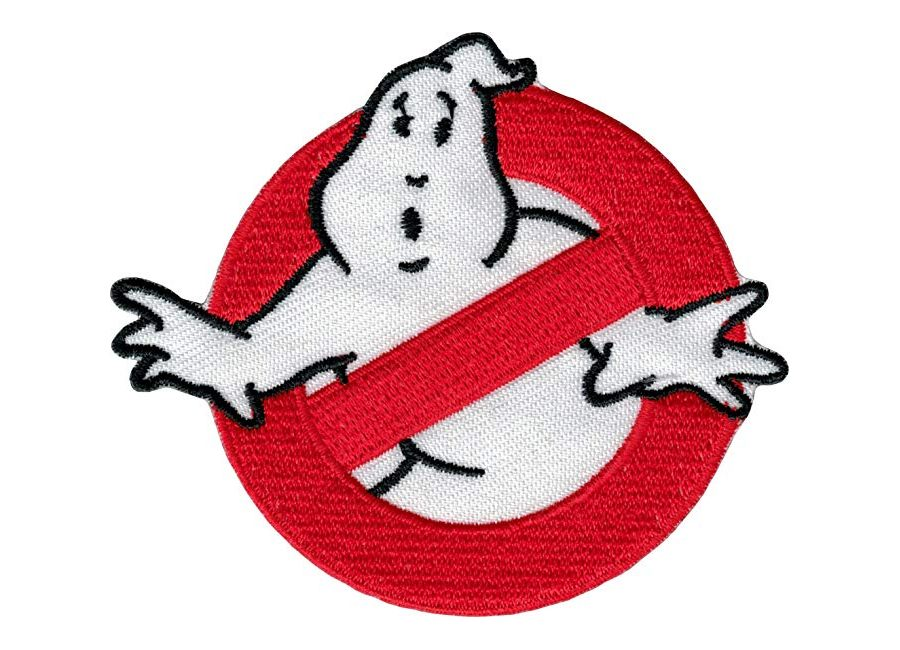 Ghostbusters Movie Embroidered Uniform Logo Patch
