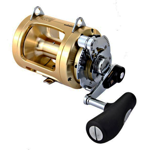 Shimano fishing reel in Serenity (2018)