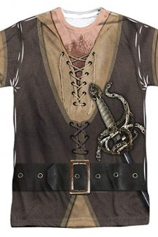 The Princess Bride Inigo Montoya Adult Sublimation Costume T-Shirt