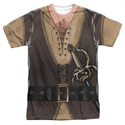 The Princess Bride Inigo Montoya Adult Sublimation Costume T-Shirt