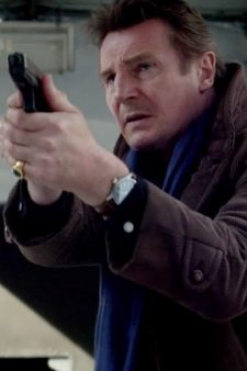 Wristwatch Liam Neeson in A Walk Among The Tombstones (2014)