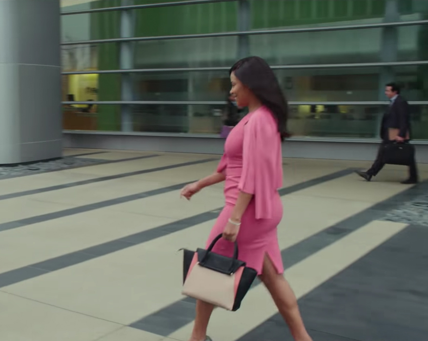 Céline bag Sanaa Lathan in Nappily Ever After (2018)