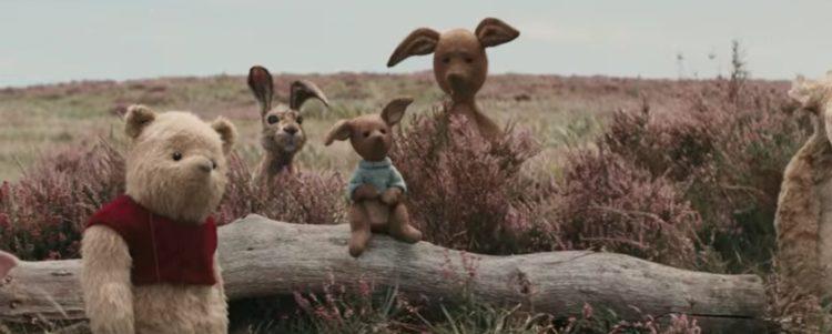 Kanga and Roo Plush in Christopher Robin (2018)