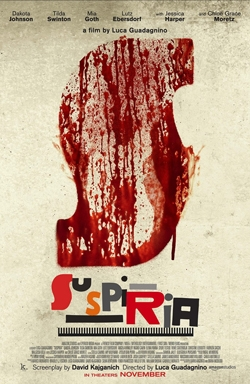 Suspiria products