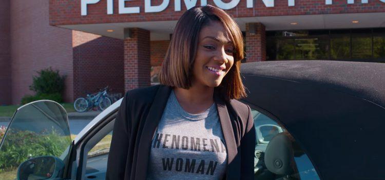 Phenomenal Woman T-shirt Tiffany Haddish in Night School (2018)
