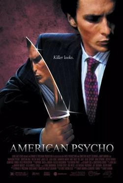 American Psycho products