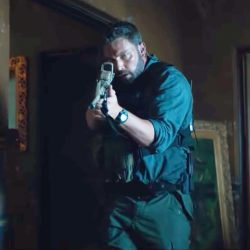 Wristwatch Ben Affleck in Triple Frontier (2019)