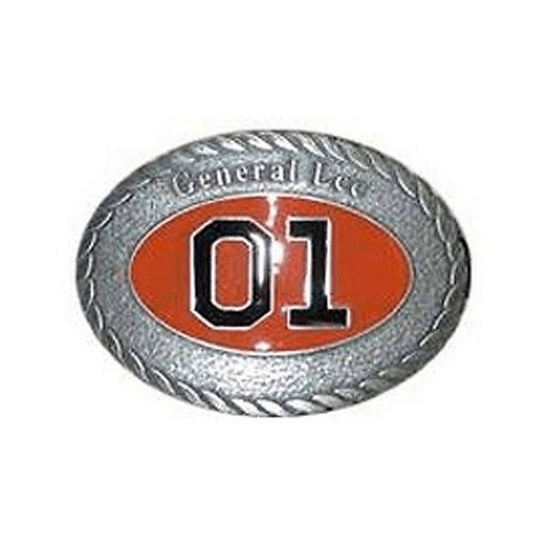 Dukes of Hazzard 01 Belt Buckle