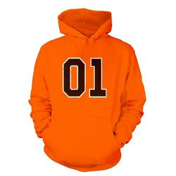 Dukes of Hazzard Hoodie Hooded Sweatshirt