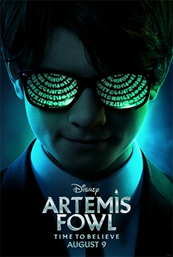 Artemis Fowl products