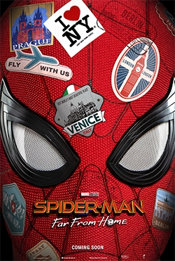 Spider-Man: Far From Home products