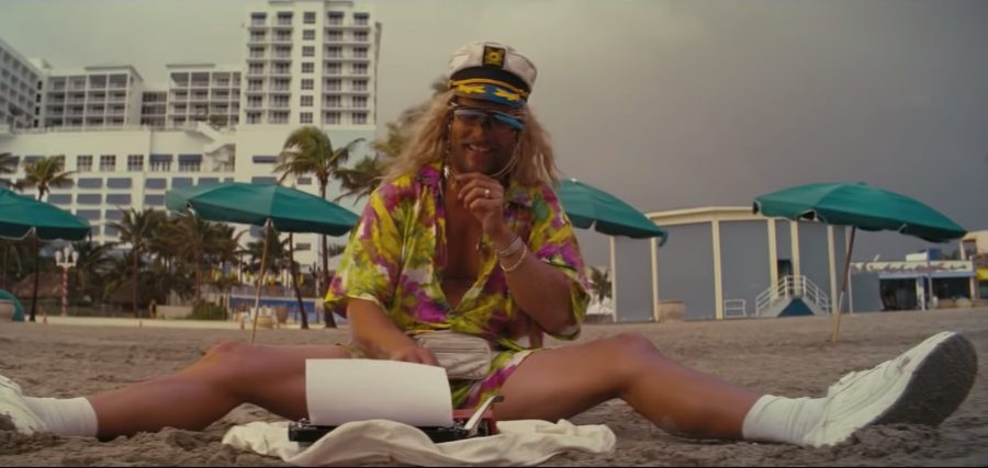 Captain's Yacht Cap Matthew McConaughey in The Beach Bum (2019)