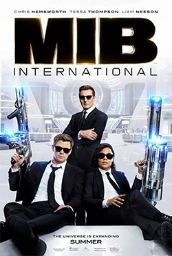 Men in Black: International products