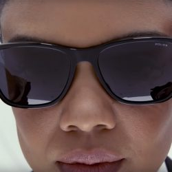 Police sunglasses Tessa Thompson in Men in Black: International (2019)