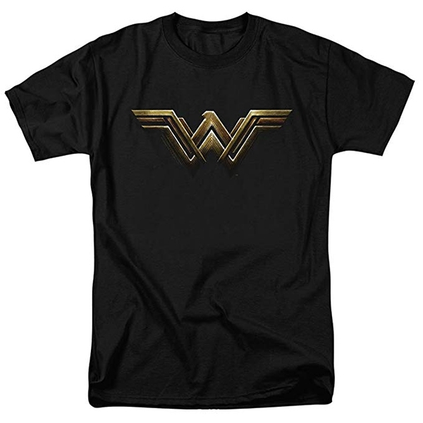 Wonder Woman logo T-shirt Jack Dylan Grazer in Shazam! (2019)