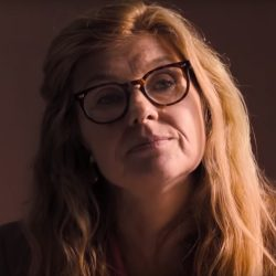 Glasses Connie Britton in The Mustang (2019)