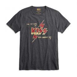 KISS T-shirt Garrett Hedlund Triple Frontier 2019