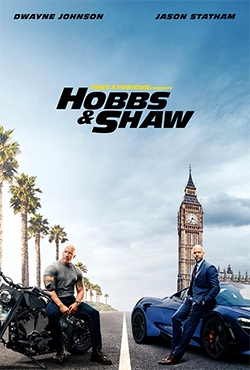 Fast & Furious Presents: Hobbs & Shaw products