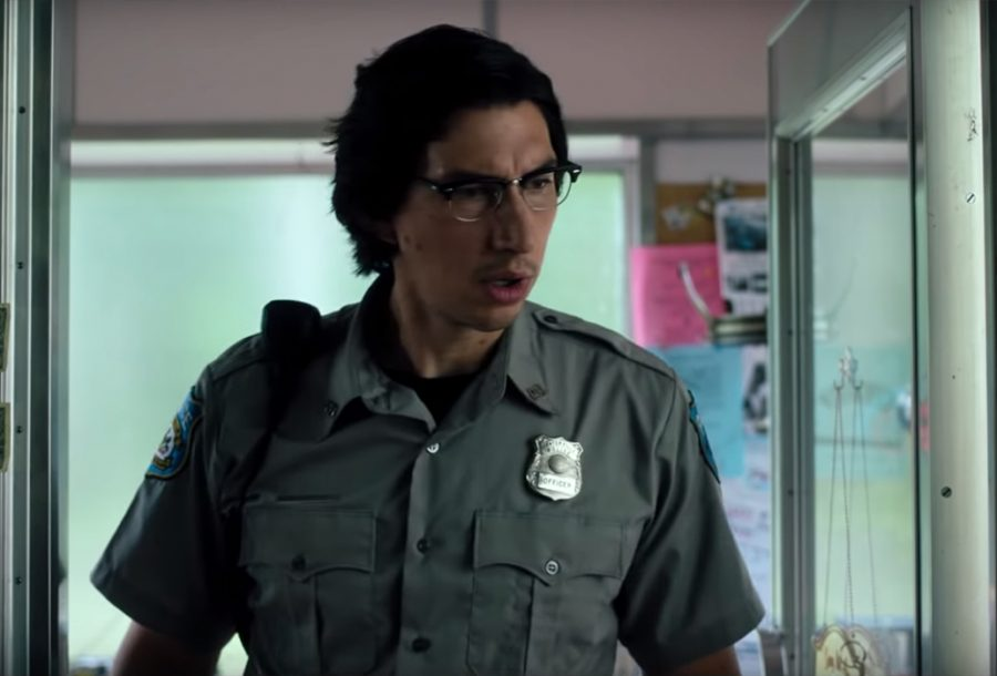 Glasses Adam Driver in The Dead Don't Die (2019)