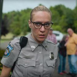Glasses Chloë Sevigny in The Dead Don't Die (2019)