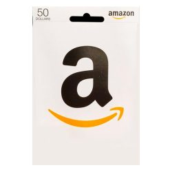 Amazon Gift Card in Murder Mystery