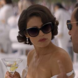 Sunglasses Gemma Arterton in Murder Mystery