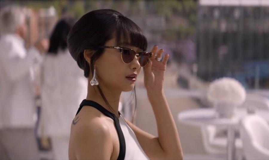 Sunglasses Shioli Kutsuna in Murder Mystery
