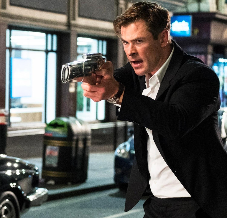 Wristwatch Chris Hemsworth In Men In Black International 2019