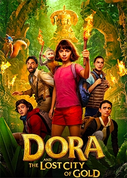 Dora and the Lost City of Gold products