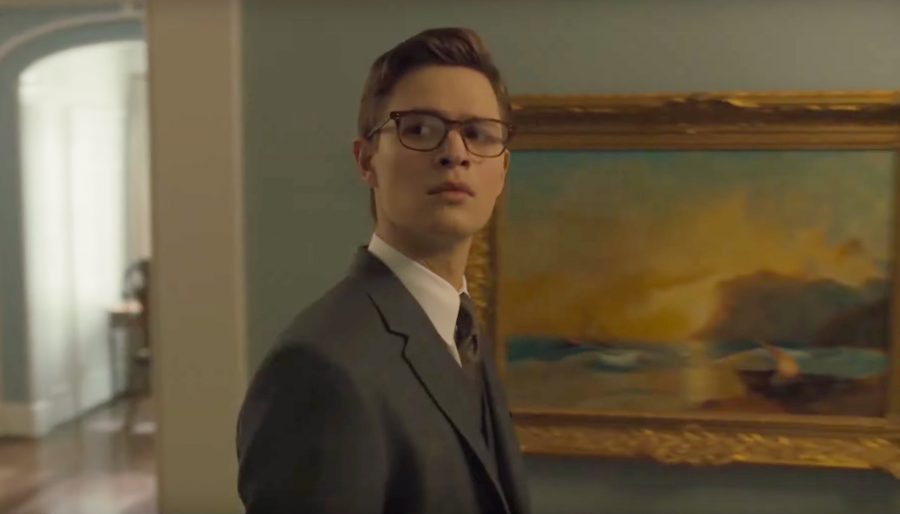 Eyeglasses Ansel Elgort in The Goldfinch