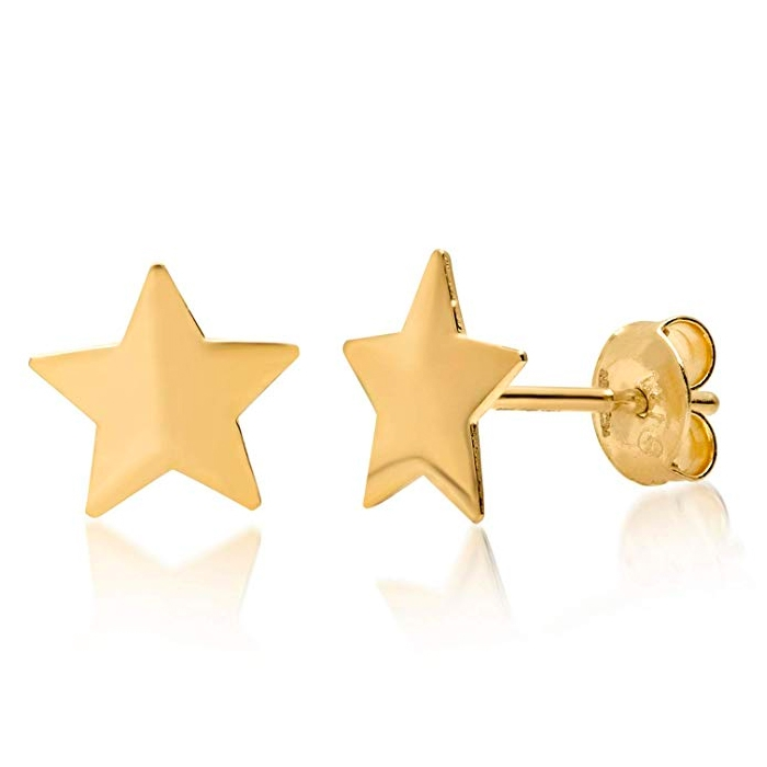 Star shape stud earrings Madeleine Madden in Dora and the Lost City of Gold