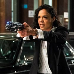 Wristwatch Tessa Thompson in Men in Black-International (2019)