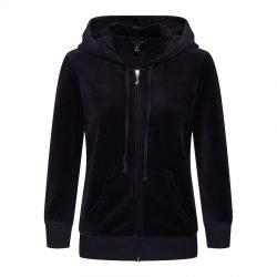 Black hoodie Jennifer Lopez in Hustlers