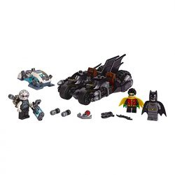 DC Batman Mr. Freeze Batcycle Battle 76118 LEGO Building Kit