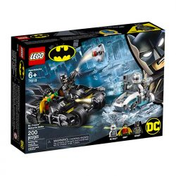 DC Batman Mr. Freeze Batcycle Battle 76118 LEGO Building Kit