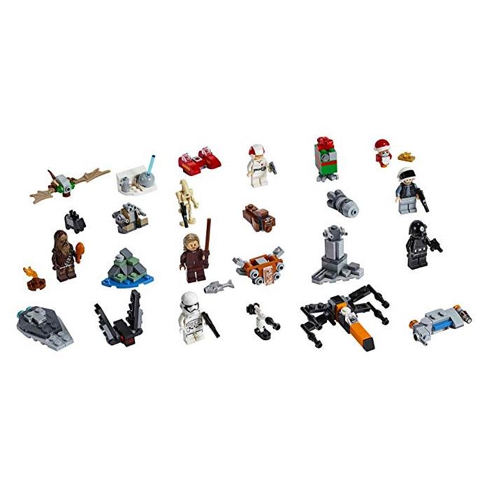 Star Wars Advent Calendar 75245 LEGO Building Kit