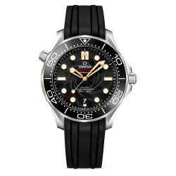 OMEGA Seamaster Diver 300M James Bond 007 Watch