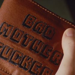 Bad Mother F*cker Wallet from Pulp Fiction