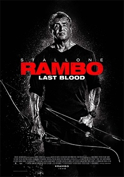 Rambo: Last Blood products
