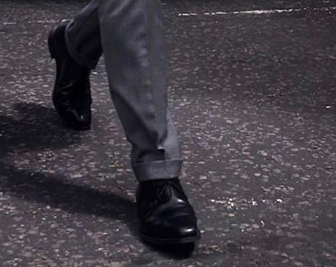 Shoes Daniel Craig in No Time to Die