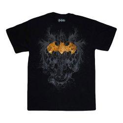 Batman Spark Gold Foil T-shirt