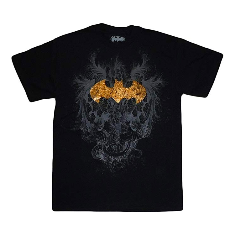 Batman Spark Gold Foil T-shirt