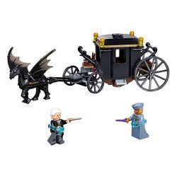 Fantastic Beasts: The Crimes of Grindelwald - Grindelwald's Escape 75951 LEGO Building Kit