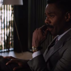 Franck Muller watch Colman Domingo in Lucy in the Sky