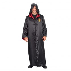 Harry Potter Gryffindor Black Robe - Black - XS